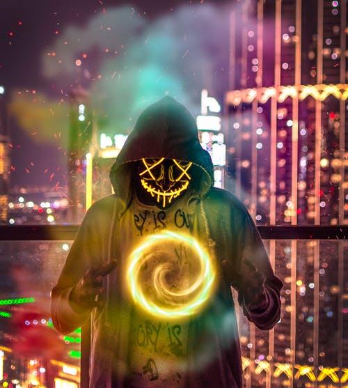 luminar hoodie tech