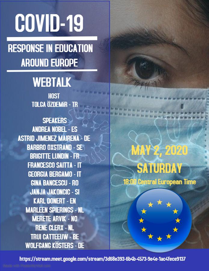 poster Covid EU webinar